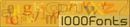 1000fonts